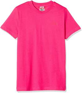 The North Face Simple Dome tshirt voor kinderen