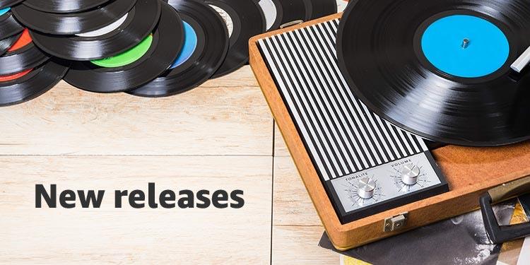 20% Korting op heel veel Vinyl / LP's @ amazon.de