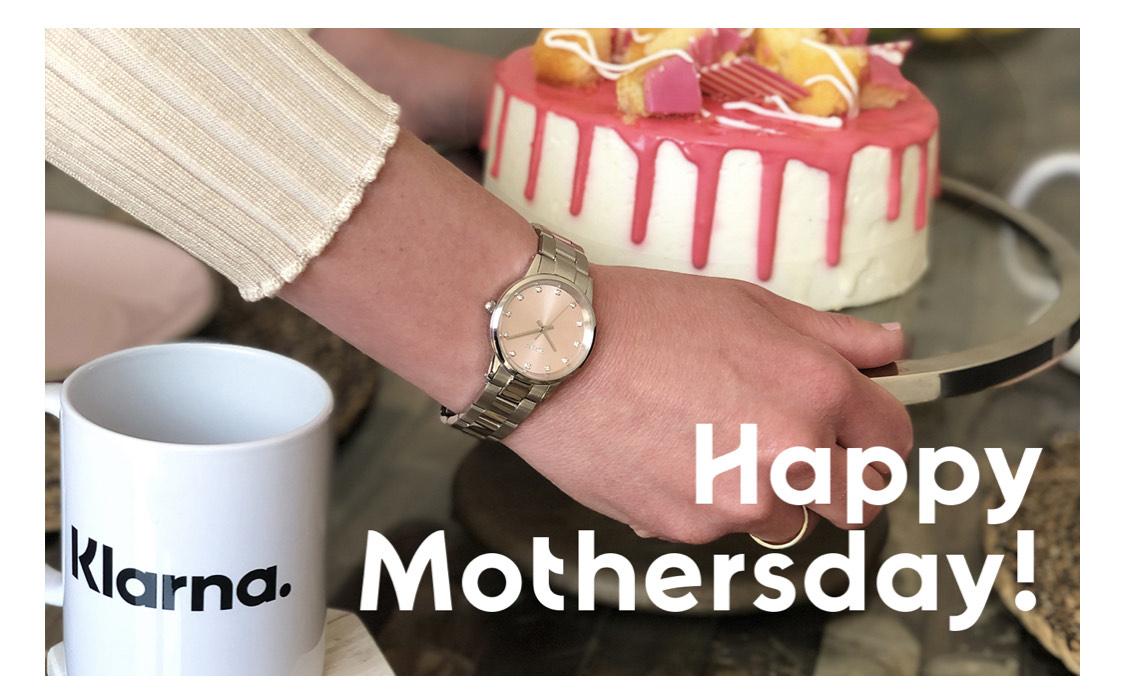 Klarna. Happy mothersday! Diverse kortingscodes