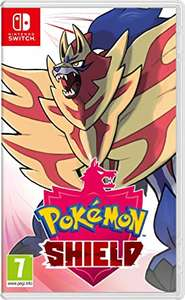 Pokémon Shield Switch Game voor €41,22 @ Amazon NL