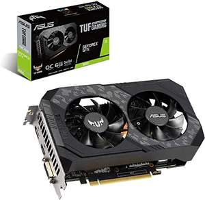 Asus TUF Gaming GeForce GTX 1660 OC edition