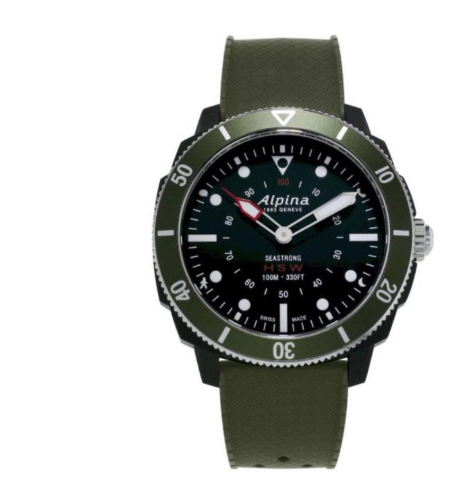 Alpina Mod. AL-282LBGR4V6 - Horloge @ Bol.com plaza