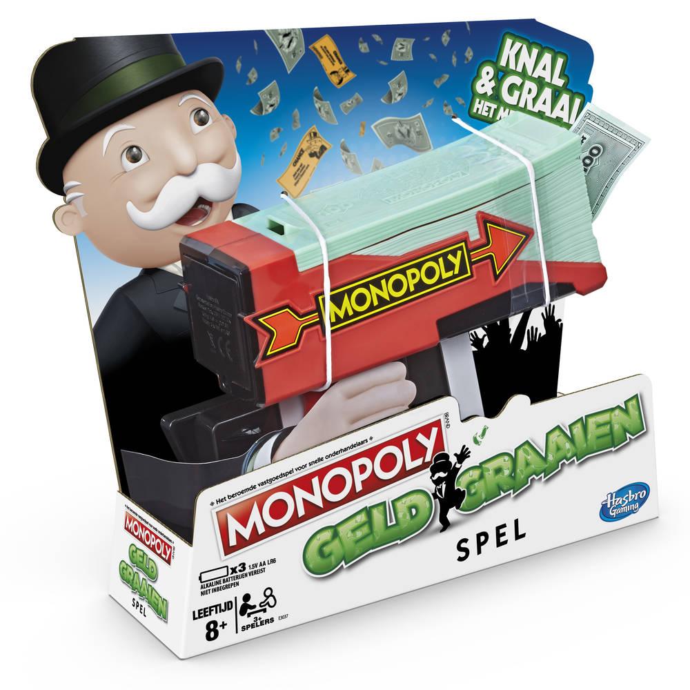 Monopoly geld graaien spel 3,50 bij Kruidvat