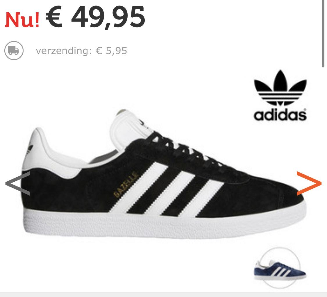 Adidas Gazelle unisex sneaker