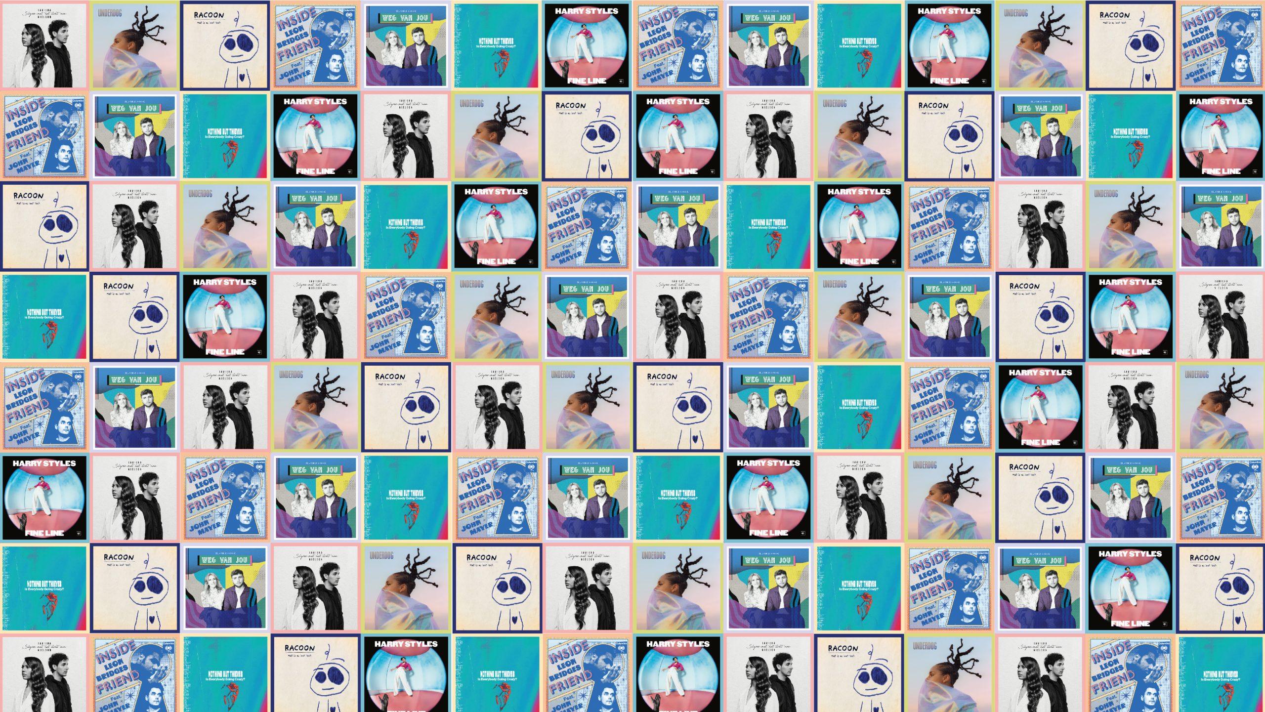 Gratis wenskaarten van Sony Music artiesten