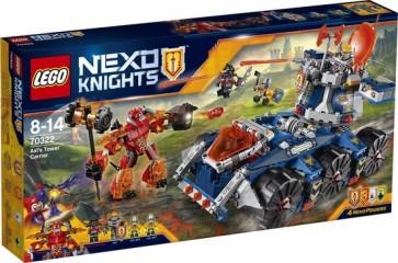 LEGO Nexo Knights Axl's Torentransport 70322 @ Dagknaller