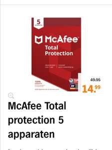 McAfee total protection 2020 -70%!