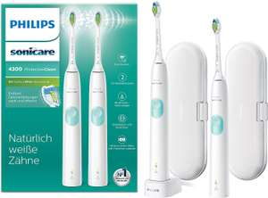 Philips Sonicare ProtectiveClean 4300 Duo-pack HX6807/35 @ Amazon.de