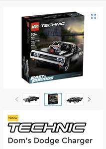 LEGO® Technic 42111 Fast & Furious Dodge Charger