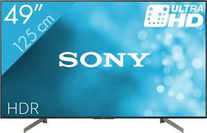Sony KD-49XG8399 | 49 inch 120Hz 4K UHD Android TV