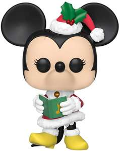 Funko Pop! Minnie Mouse Holiday (kerst) voor €7,92 @ Amazon NL