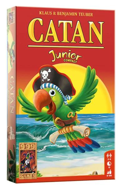 Catan Junior Reis/compacte versie voor €6,99 @ Trekpleister