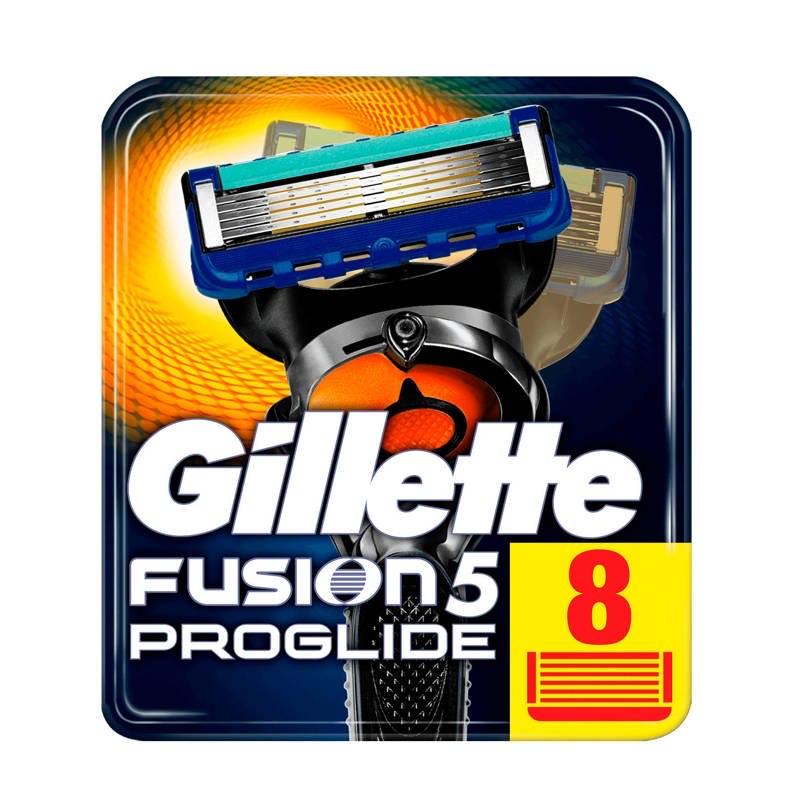 50% korting op alle Gillette scheermesjes