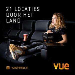 Vue Cinema's - Film e-ticket