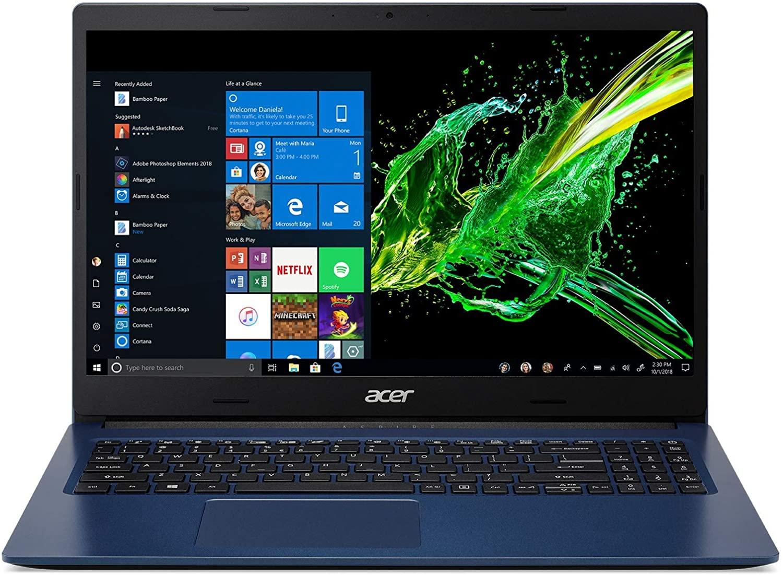 "Acer Aspire 3 15.6"" Full-HD QWERTY Laptop @ Amazon.nl"
