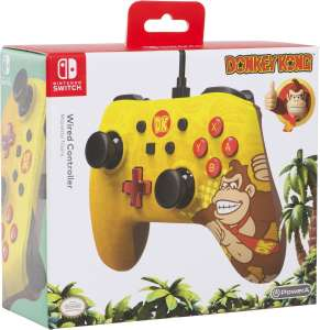 Power A Donkey Kong Wired Nintendo Switch Controller @ Amazon.nl