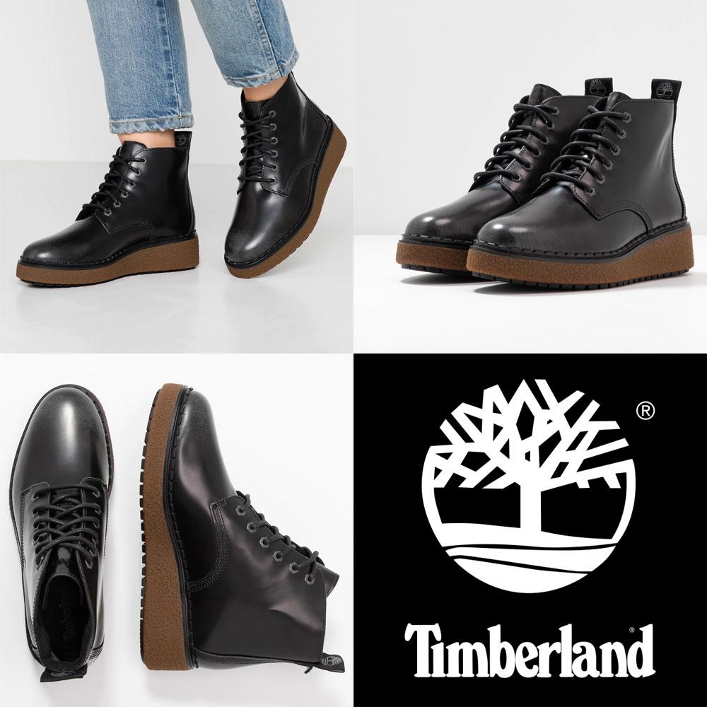 Timberland Women Bluebell Lace Up boots (waren €159,90) @ Zalando