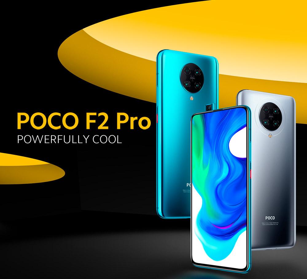 Nieuwe POCO F2 Pro 5G 6GB/128GB Smartphone in de aanbieding