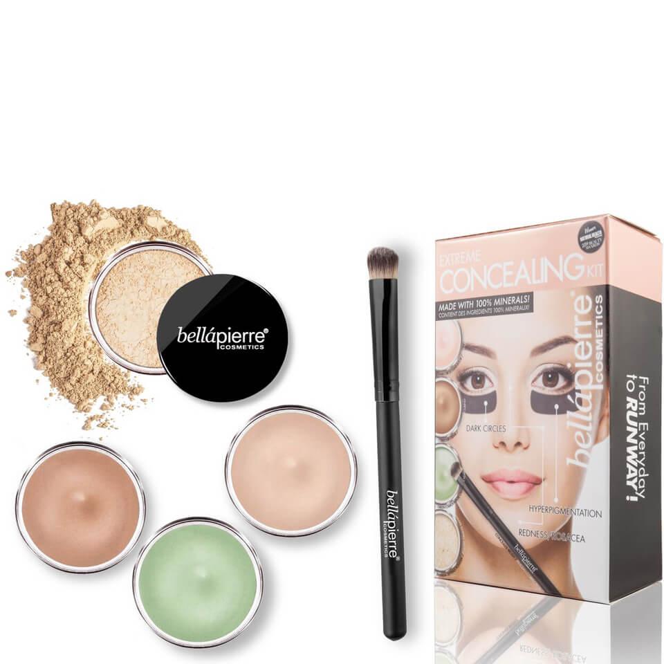 bellápierre Cosmetics Extreme 5-delige Concealing Kit @ Lookfantastic