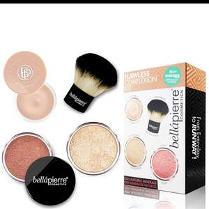 bellápierre Cosmetics 4-delige Flawless Complexion Kit @ Lookfantastic