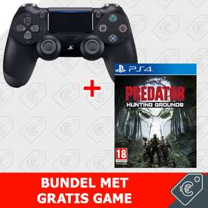 Sony DualShock 4 Controller V2 + Predator: Hunting Grounds edition