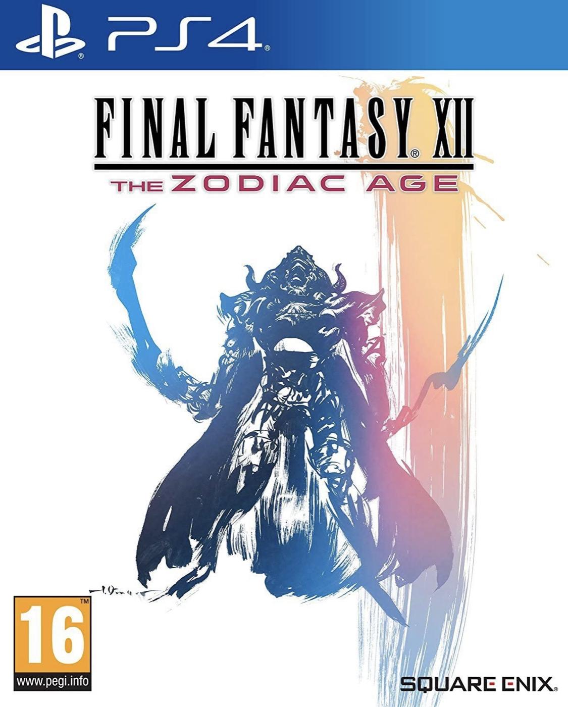 Final Fantasy XII: The Zodiac Age (PS4)