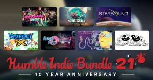 [Steam/PC] Humble Indie bundle 21 met o.a. Hotline Miami, Dustforce DX, Beat Cop en Moonlighter