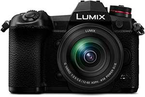 Panasonic Lumix G9 met 12-60mm lens