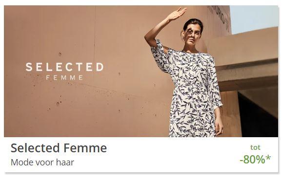 Hoge korting op Selected Femme (tot -83%) @ Limango
