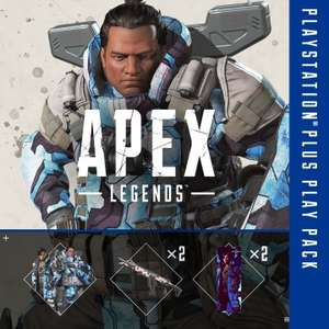 [PSN] Gratis Apex Legends: PlayStation®Plus Play Pack