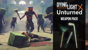 Gratis Dying Light - Unturned Weapon Pack DLC (XB1/PS4)