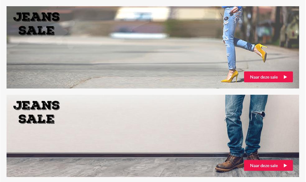 Topmerken jeans sale - dames & heren - 65% korting @ Shopvip