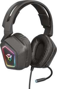 (BOL) Trust GXT 450 Blizz RGB 7.1 Surround Gaming Headset voor €39,99