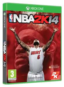 NBA 2K14 (Xbox One) voor €4,98 @ Amazon.fr
