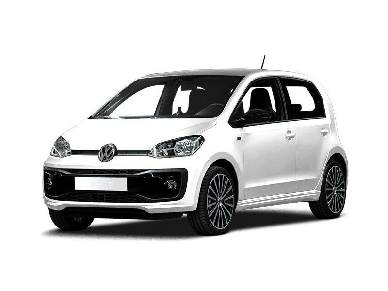 Volkswagen UP! 2 jaar, 10.000km p.j.