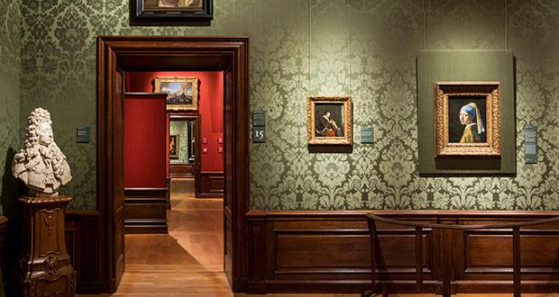 Gratis digitale VIP rondleiding Mauritshuis