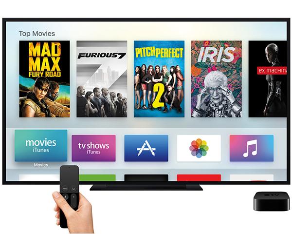 Nieuwe Apple TV: keuze uit 32GB of 64GB vanaf €149,95 @ 1Dayfly