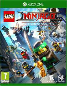 LEGO The Ninjago Movie Videogame - [Xbox One, PS4, Steam] Digitaal (Gratis)