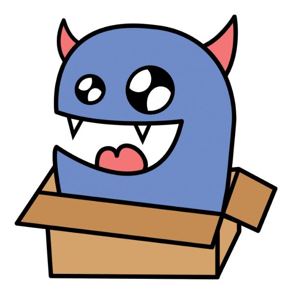 Monsterbox ( Momenteel alleen voor België)