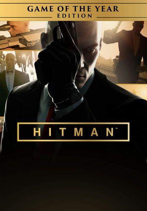 Hitman GOTY XBOX ONE