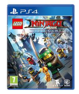 LEGO NINJAGO Movie videogame (PS4) gratis te claimen @ PSN NL