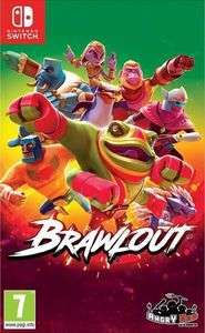 Brawlout (Switch) @ Game Shop Twente