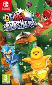 Gem Smashers (Switch) @ Game Shop Twente