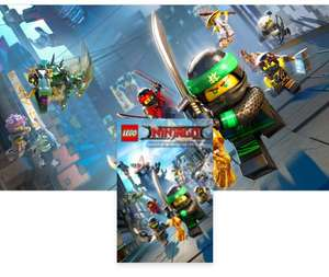 The LEGO® NINJAGO® Movie Video Game voor Xbox