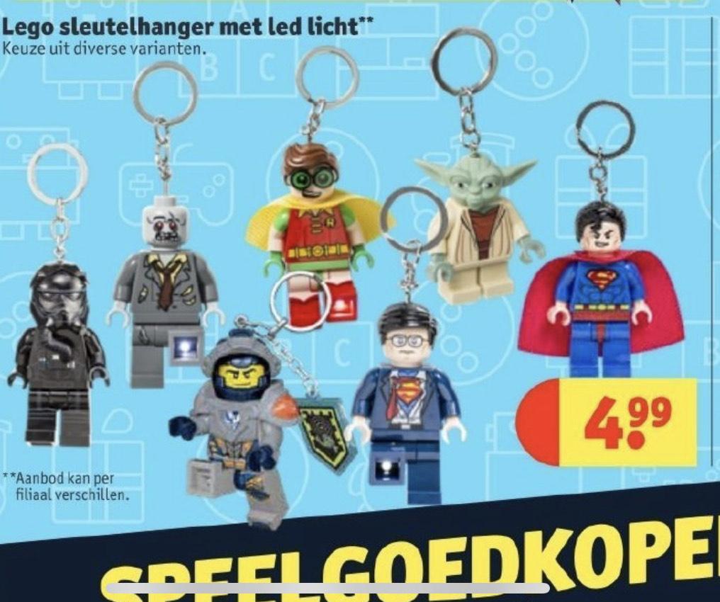 [Kruidvat] LEGO Halloween key Light & nexo knight