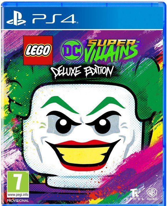 PS4 - Lego DC Super-Villains Deluxe Edition