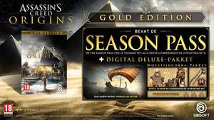 (Digitaal PC) Assassin's Creed Origins Gold Edition