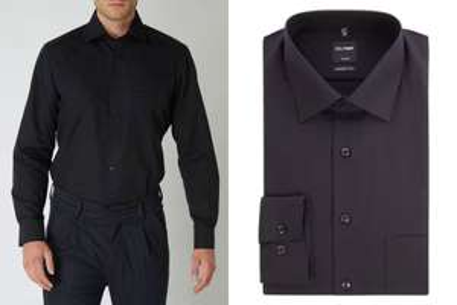 OLYMP Regular fit overhemd @ Peek & Cloppenburg