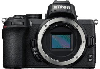 NIKON Z50 behuizingssysteem camera 20,9 megapixels, 8 cm touchscreen, WiFi