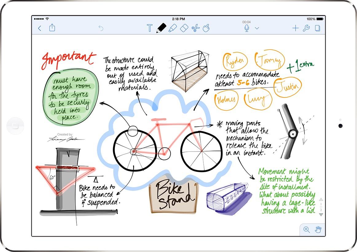 Noteability - 90% korting macOS / 25% iOS